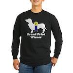What a Weiner! Long Sleeve Dark T-Shirt
