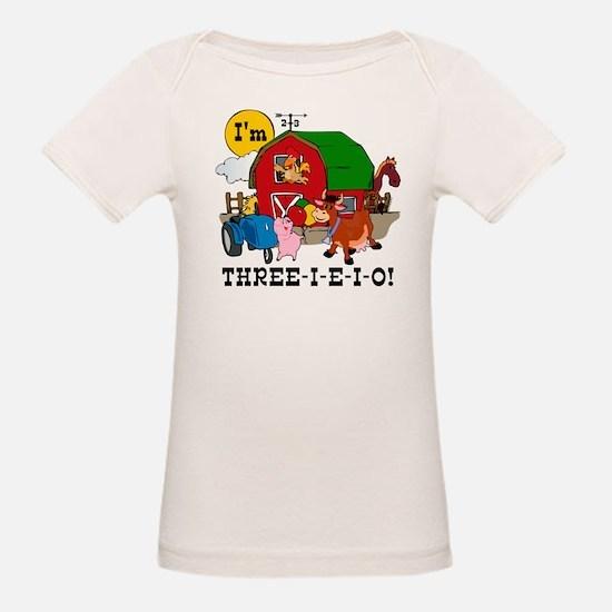 THREE-I-E-O Tee