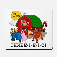 THREE-I-E-O Mousepad