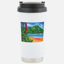 Diamond Head, Oahu Stainless Steel Travel Mug