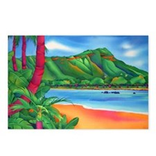 Diamond Head, Oahu Postcards (Package of 8)