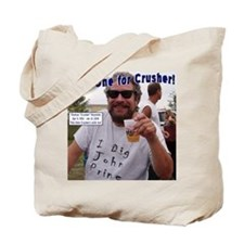 Play One For Crusher Tote Bag
