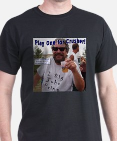 Play One for Crusher T-Shirt