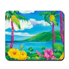 Sunny Maui Mousepad