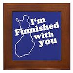 Finnish Framed Tile