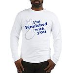 Finnish Long Sleeve T-Shirt