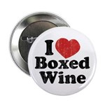 I Heart Boxed Wine Button