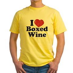 I Heart Boxed Wine T