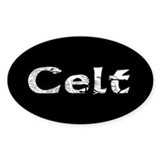 12-celt Decal