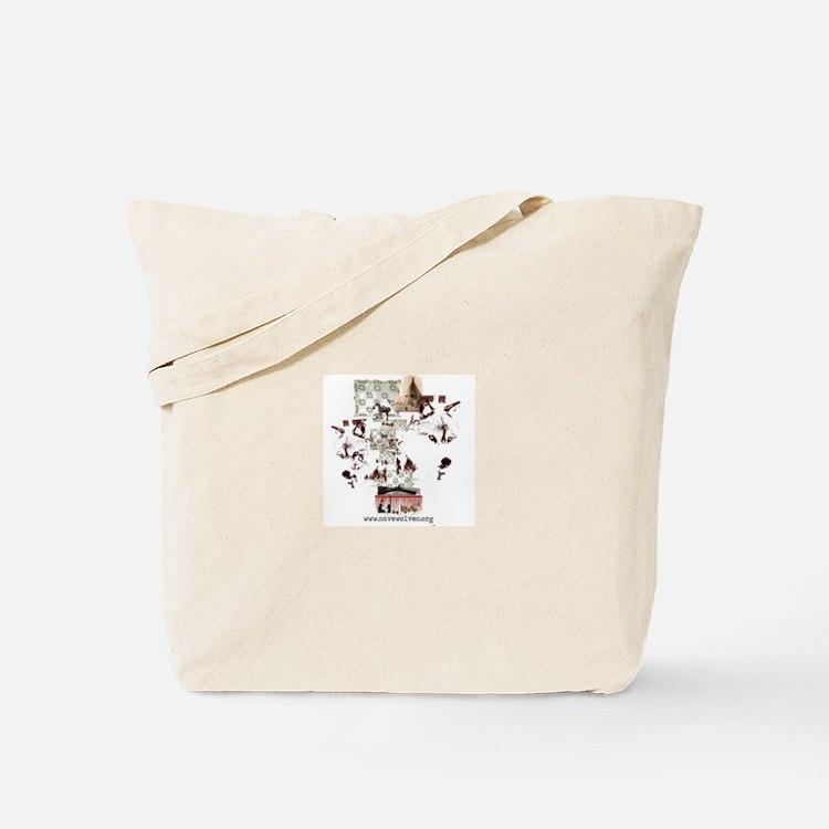 Save Wolves Tote Bag