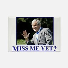 Miss Me Yet? Rectangle Magnet (100 pack)