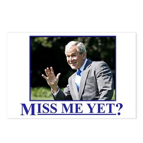 Miss Me Yet? Postcards (Package of 8)