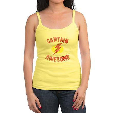 Captain Awesome Jr.Spaghetti Strap