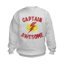 Captain Awesome Sweatshirt