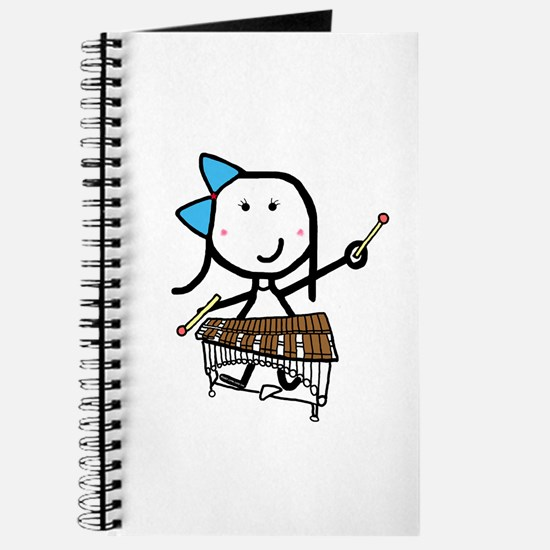 Girl & Pit Percussion Journal