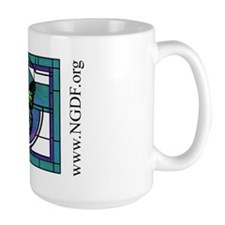 CafePressNGDFMugFlat Mugs