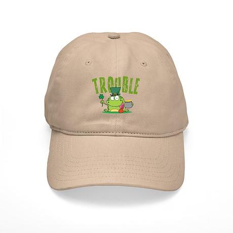 Irish Trouble Cap