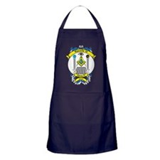 Waverly 51 Lodge Crest Apron (dark)