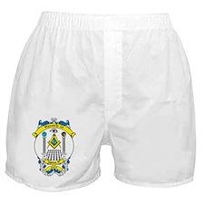 Waverly 51 Lodge Crest Boxer Shorts