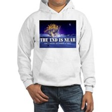 2012: THE END IS NEAR Hoodie