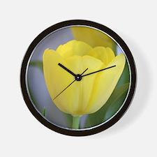 Springtime Delight Wall Clock