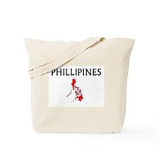 Unique Phillipine flag Tote Bag