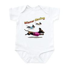 Wiener Racing Infant Bodysuit