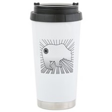 Polar Bear Stainless Steel Travel Mug