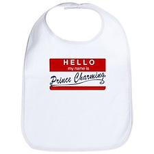 Prince Charming Bib