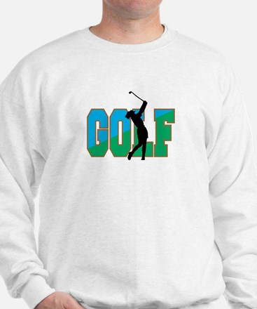 Women's Golf  Sweatshirt