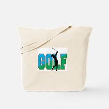 Women's Golf  Tote Bag