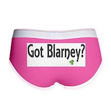Got Blarney? Women's Boy Brief
