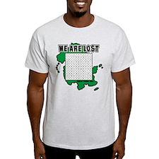 Lost T-Shirt T-Shirt