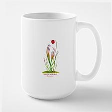 American Pitcher Plant Ceramic Mugs