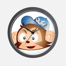 Grease Monkey Wall Clock