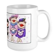 Sock Monkeys Mug