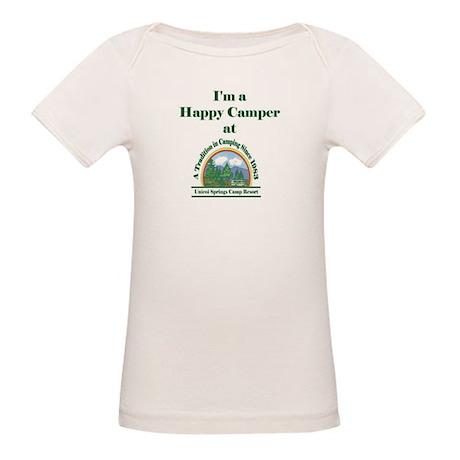 Happy Camper Organic Baby T-Shirt