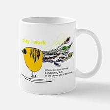 The Plork Bird - Yellow Mug