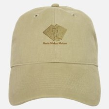 Haste Makes Matzohs Passover Baseball Baseball Cap