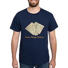 Haste Makes Matzohs Passover T-Shirt