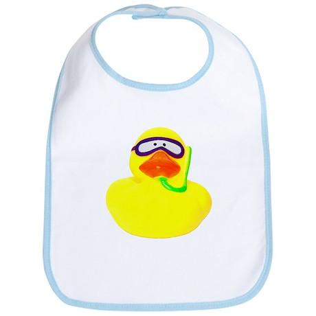 Diving Rubber Duck Bib