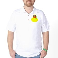 Diving Rubber Duck T-Shirt