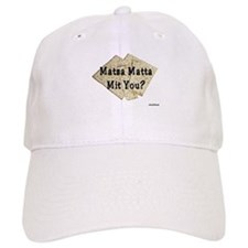 Matza Matter Funny Passover Baseball Cap
