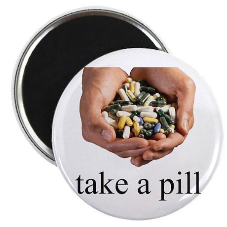 Take a Pill Magnet