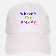 Where's The Bread Passover Baseball Baseball Cap
