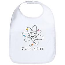 Golf is Life  Bib
