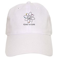 Golf is Life Baseball Cap