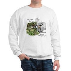 Set the Cougar Free Sweatshirt