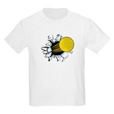 Golf Shot  Kids T-Shirt