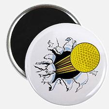 Golf Shot Magnet